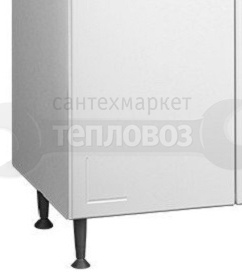 Домино Айсберг Классик/Уют 56 см,белый