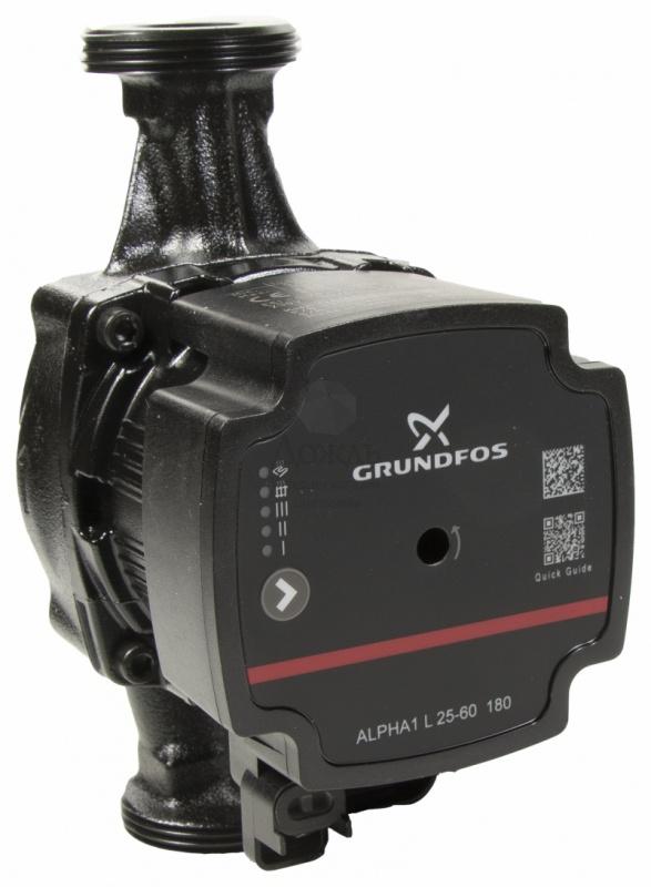 Купить Grundfos 99199612 ALPHA1 L 25-60 в интернет-магазине Дождь