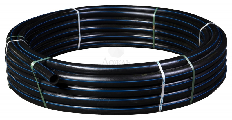 Купить Terra SDR17-ПЭ100, Ø 50х3,0, бухта 25м в интернет-магазине Дождь