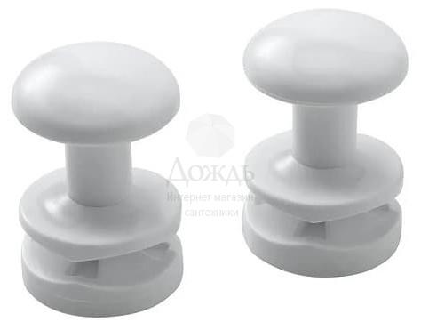 Купить Atlantic 002228 2 шт, белый в интернет-магазине Дождь