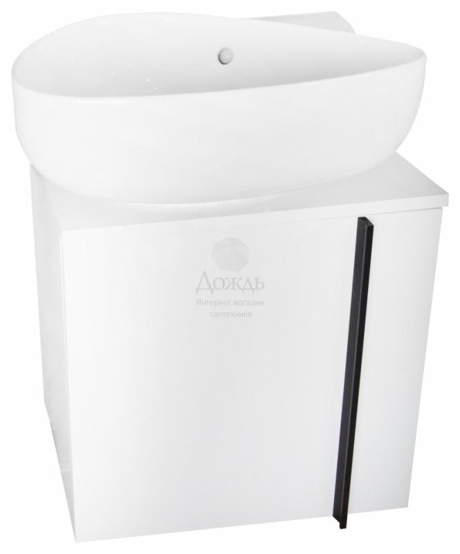 Купить Jacob Delafon Nouvelle Vague EB3045G-N18 45см, белый в интернет-магазине Дождь