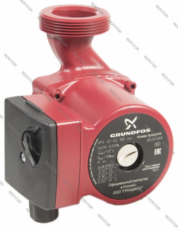 Grundfos 96281389 (59584418) UPS 32-40