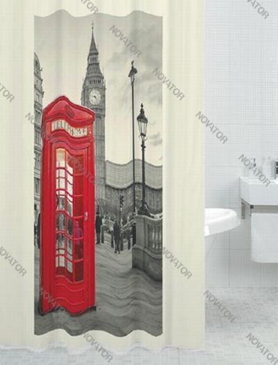Bath Plus Print DSP3011, 180х200см
