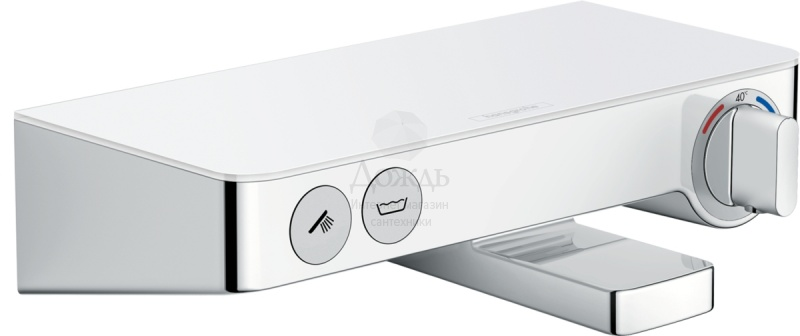 Купить Hansgrohe Shower Tablet Select 13151400, хром/белый в интернет-магазине Дождь