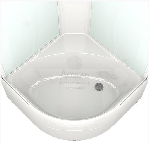 Купить DOMANI-Spa 99high DS099HCI00, 90х90 см в интернет-магазине Дождь