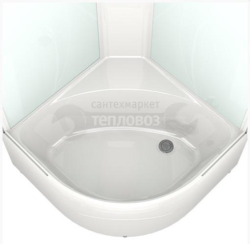 DOMANI-Spa 99high DS099HCI00, 90х90 см