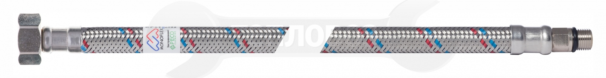 Monoflex 100 см, короткий штуцер