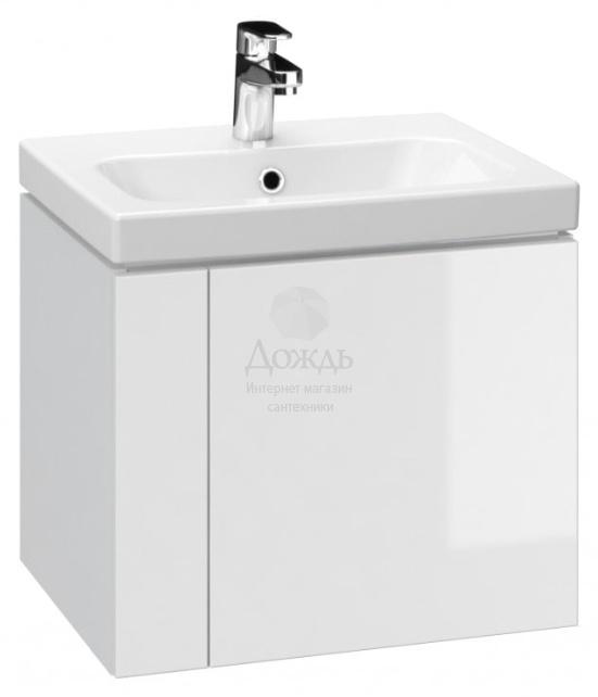 Купить Cersanit Colour 50,5 см, белый в интернет-магазине Дождь