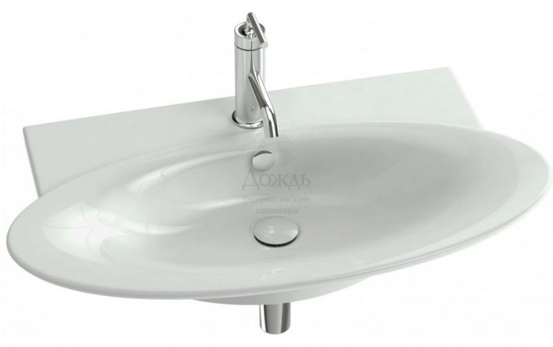 Купить Jacob Delafon Presquile E4437-00, 80 см в интернет-магазине Дождь