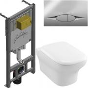 Купить JACOB DELAFON VOX EDM102-00 + E20142-00+ E29025-NF+ E29027-CP, хром в интернет-магазине Дождь
