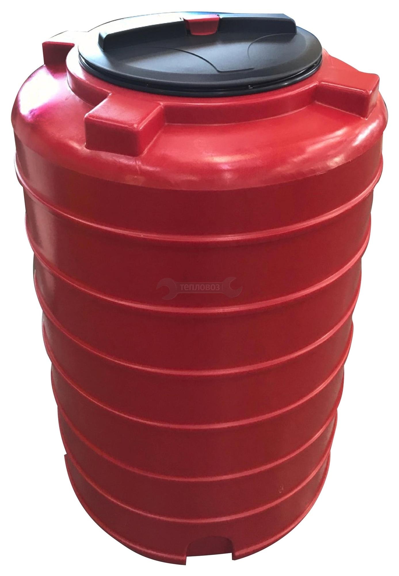 Купить Terra RV500, круглый, красный в интернет-магазине Дождь