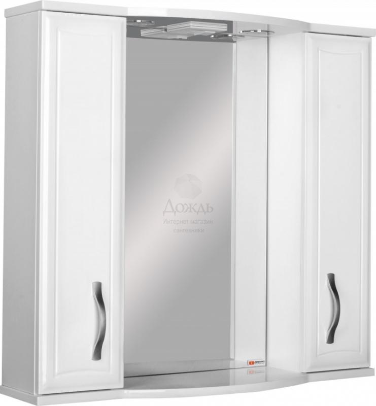 Купить Домино Идеал Элегант 76,5 см, белый в интернет-магазине Дождь