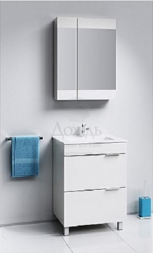 Купить Aqwella BRIG 60 см. белый в интернет-магазине Дождь