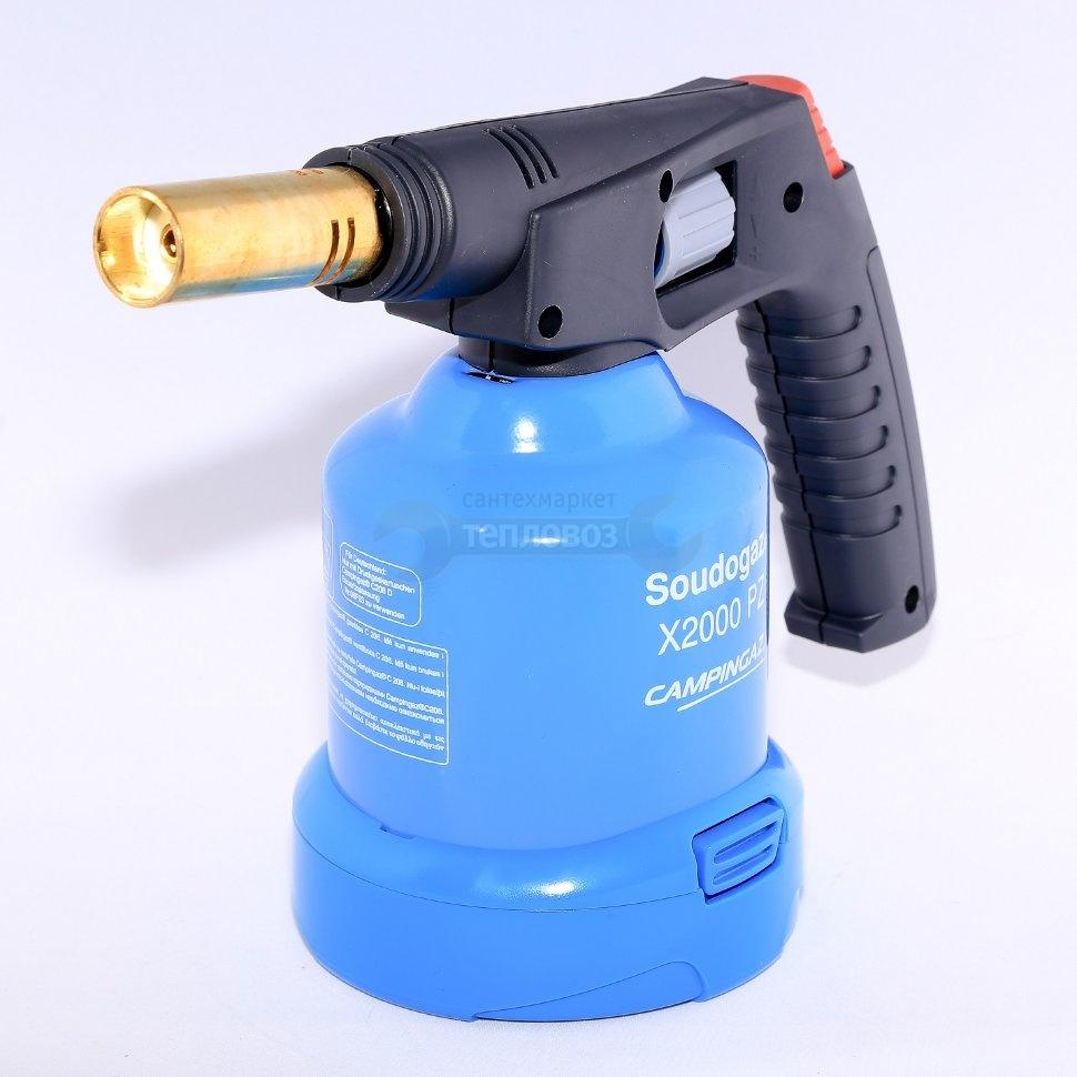 Купить Campingaz Soudogaz 2000 PZ, 380 гр. в интернет-магазине Дождь
