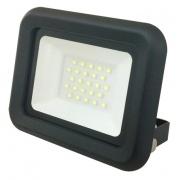 Jazzway LED PFL-C 10W 6500K IP65 (матовое стекло)