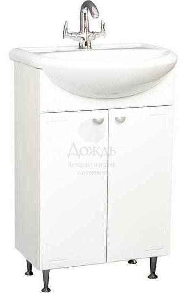 Купить Домино Лидер Амур 60 см, белый, сплит-упаковка в интернет-магазине Дождь