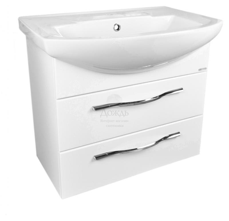 Купить Aqwella Allegro 66 см, белый в интернет-магазине Дождь