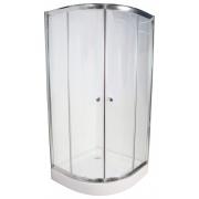 Купить Galletta 310 100R W-ST-01, 100х100 см, с поддоном в интернет-магазине Дождь