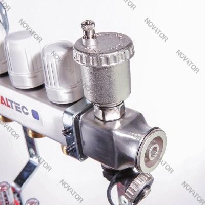 """Valtec VT 586 Emnx 1""""х 5 х 3/4"""" евроконус, нержавеющая сталь"""