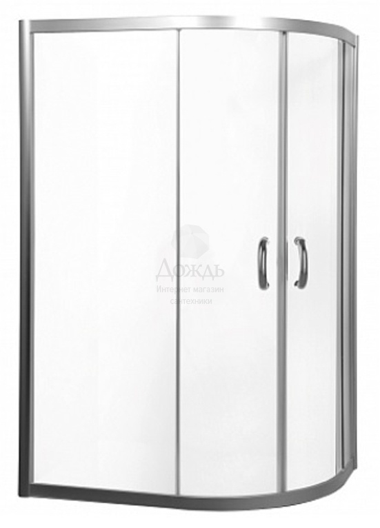 Купить AM.PM Bliss Twin Slide W53E-302U120MT R/L, 120х80 см в интернет-магазине Дождь