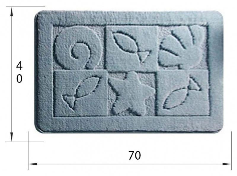 Купить Milardo MMI110М, 70х40см в интернет-магазине Дождь