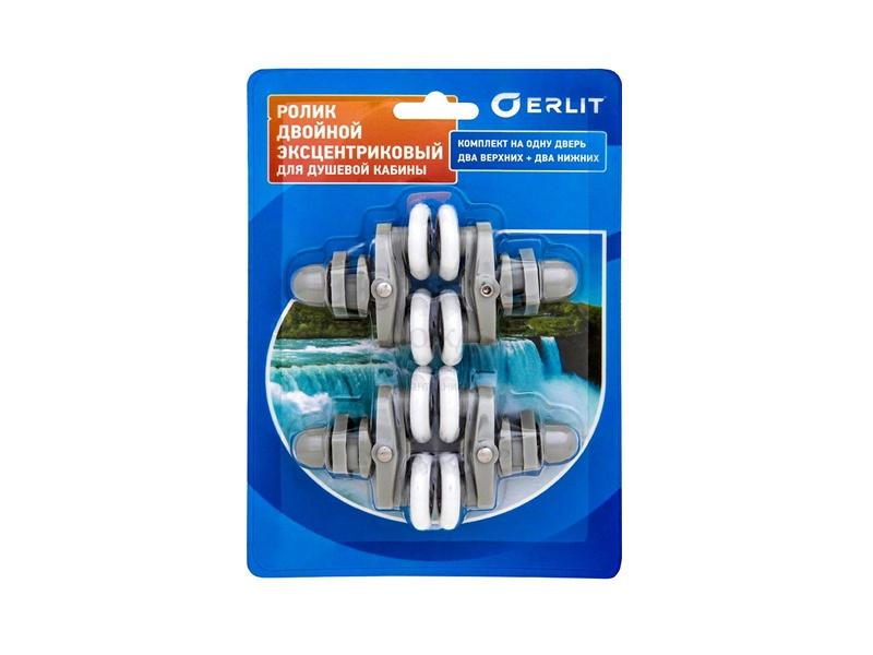 Купить Erlit - 2112288001, 25 мм, серый в интернет-магазине Дождь