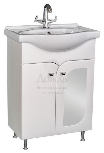 Купить Домино Элегия Антика С DD4080T 61,5 см, белый в интернет-магазине Дождь
