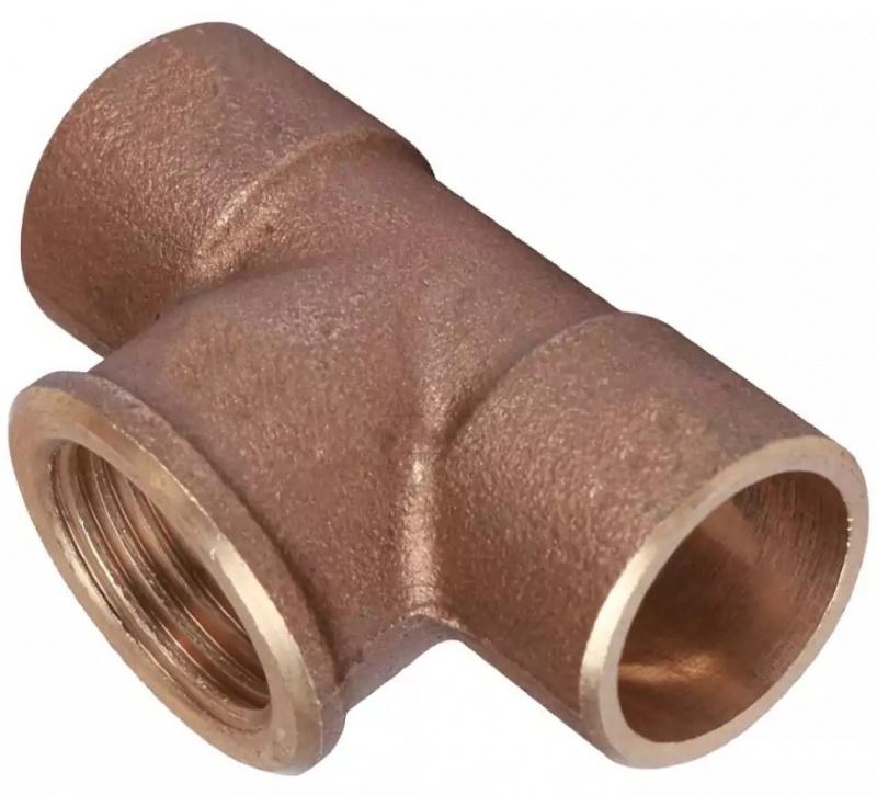 """Купить Sanha 4130g, 28х½""""х28 мм, вр в интернет-магазине Дождь"""