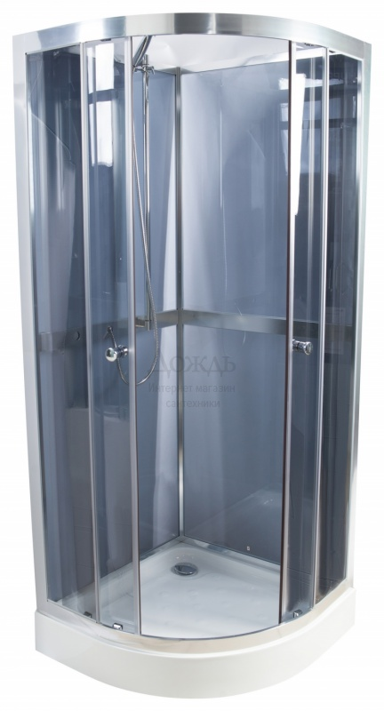 Купить Galletta CP-301 90R W-ST-02, 90х90 см в интернет-магазине Дождь