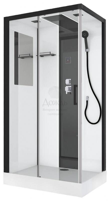 Купить Black & White Galaxy G8800 110х80 см в интернет-магазине Дождь