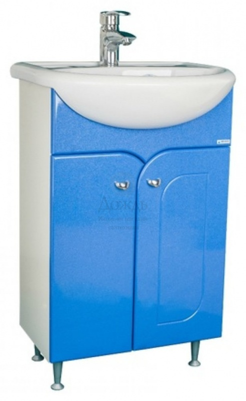 Купить Домино Айсберг Радуга 62 см, синий, сплит-упаковка в интернет-магазине Дождь