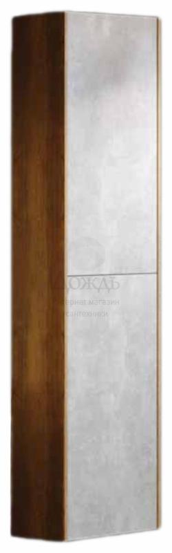Купить Aqwella Mobi MOB0535DB, бетон светлый / дуб балтийский в интернет-магазине Дождь