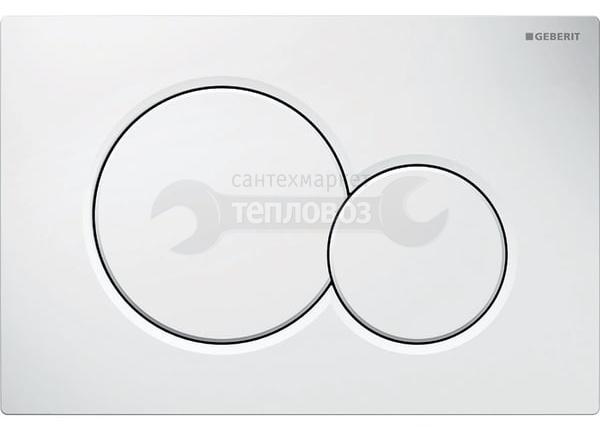 Купить Geberit Sigma 01 115.770.11.5, белый в интернет-магазине Дождь