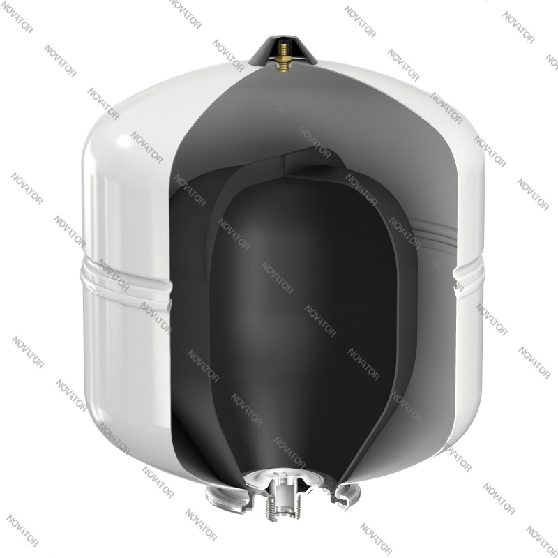 Flamco Airfix R 8/4.0 - 10 bar, 8 л