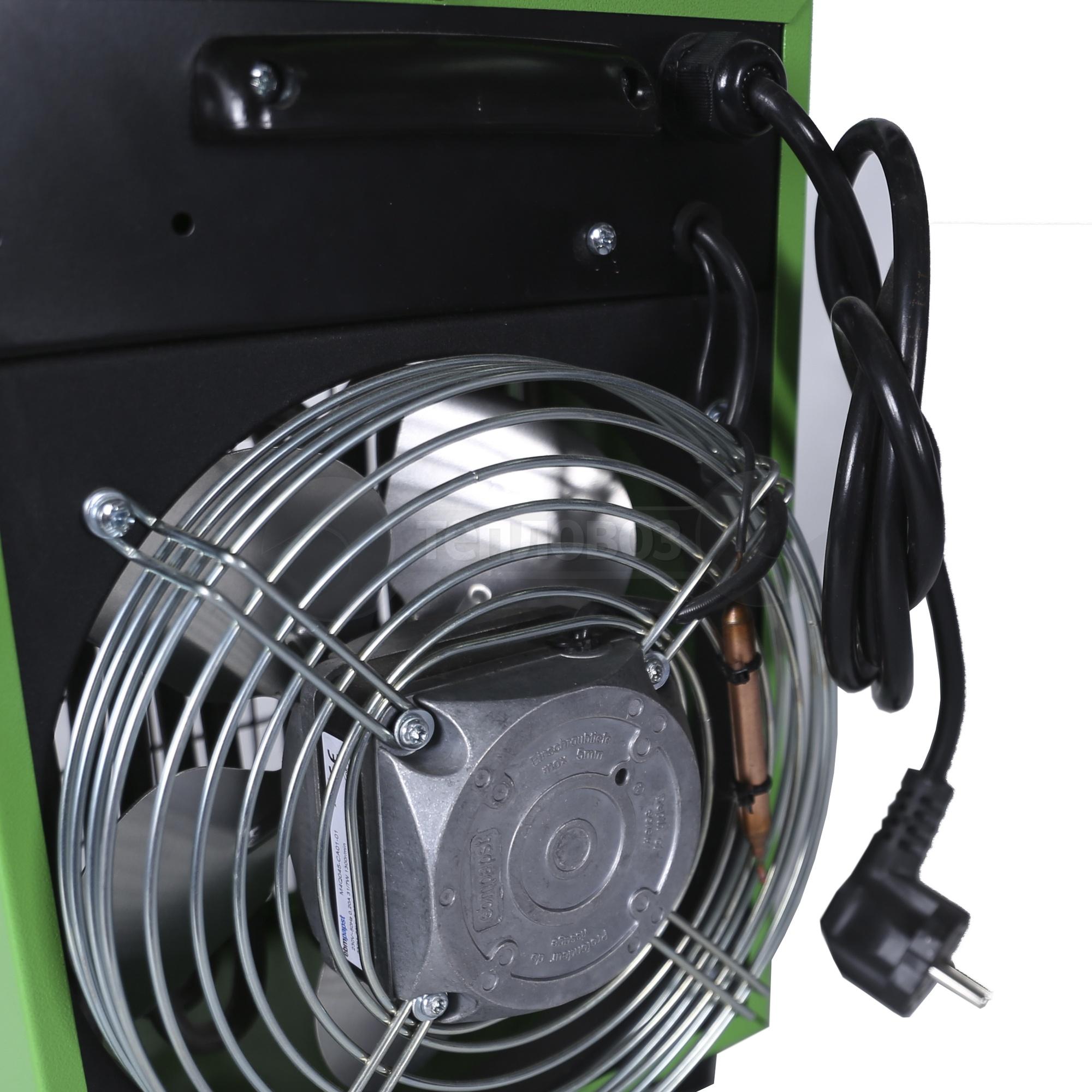 Otgon КЭВ-3, 3 кВт, зеленый