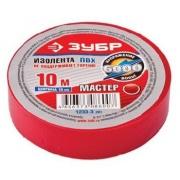 "Зубр ""Мастер"" 1233-3_z01, ПВХ, 15х10 мм, красная"