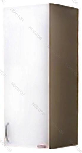 Sanflor Мокко R 28 см, венге/белый верхний