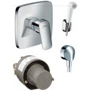 Купить Hansgrohe Setlogis 71604000+13620180+27454000+32127000 в интернет-магазине Дождь