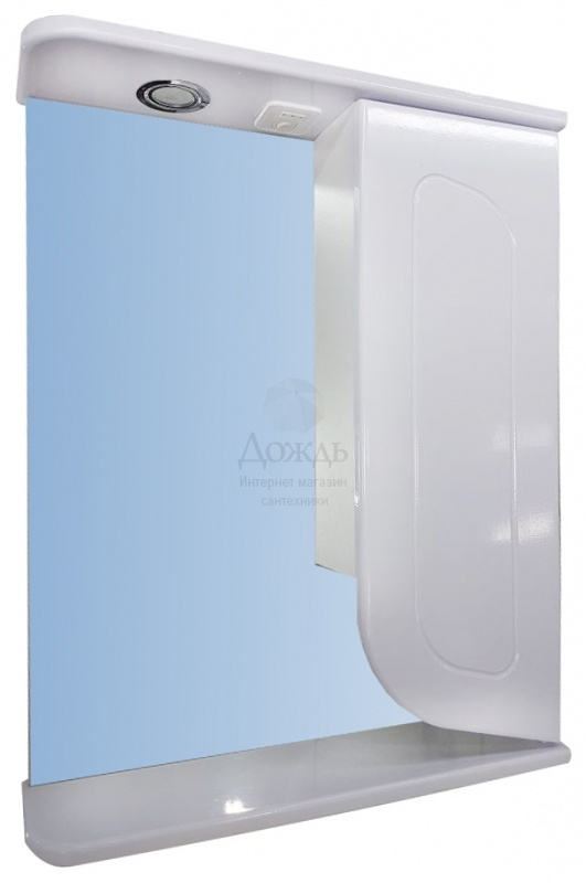 Купить Альтерна Париж 55 см, белый в интернет-магазине Дождь