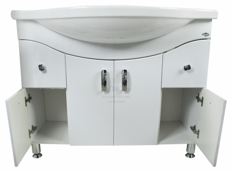 Купить Onika Эльбрус 100,5 см, белый в интернет-магазине Дождь