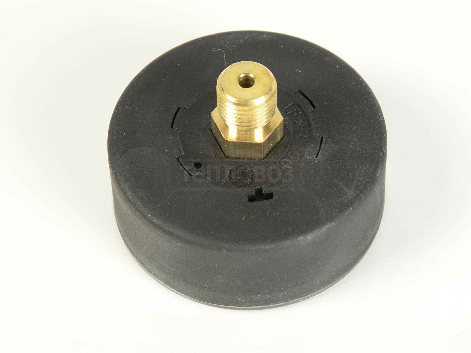 """Watts 0316216 (0322740) MDA 63/16, нр 1/4""""х16 бар (63 мм)"""