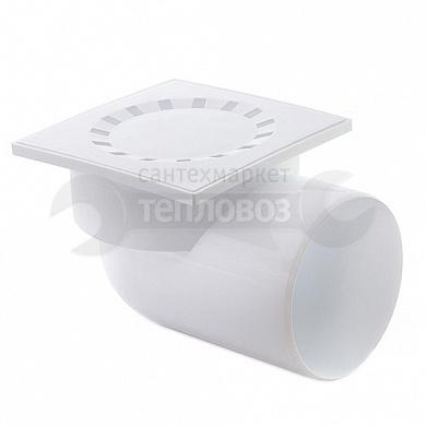 Купить РосТурПласт 110 мм, горизонтальный в интернет-магазине Дождь