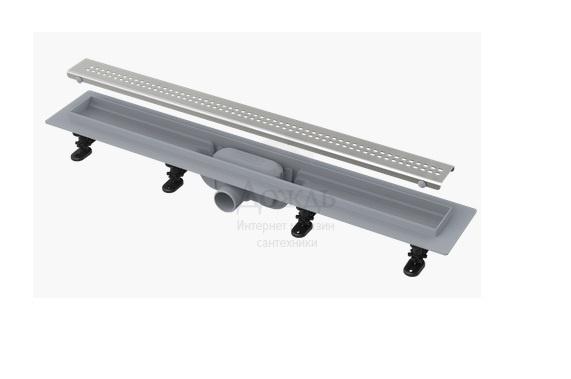 Купить Alcaplast Simple APZ9-850M, 850мм хром матовый в интернет-магазине Дождь