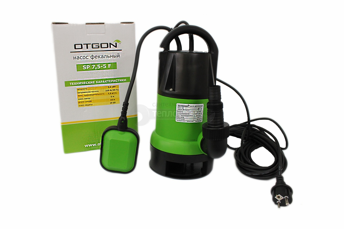 Otgon SP 7,5-5 F