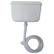 Купить Бачок пластиковый 448932, со смывной трубой в интернет-магазине Дождь