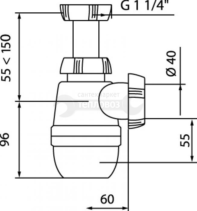 Wirquin Минор 30718036 (SM2000)