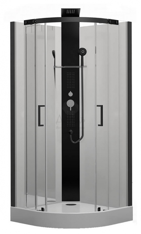 Купить Black & White Galaxy G8701 90х90 см в интернет-магазине Дождь