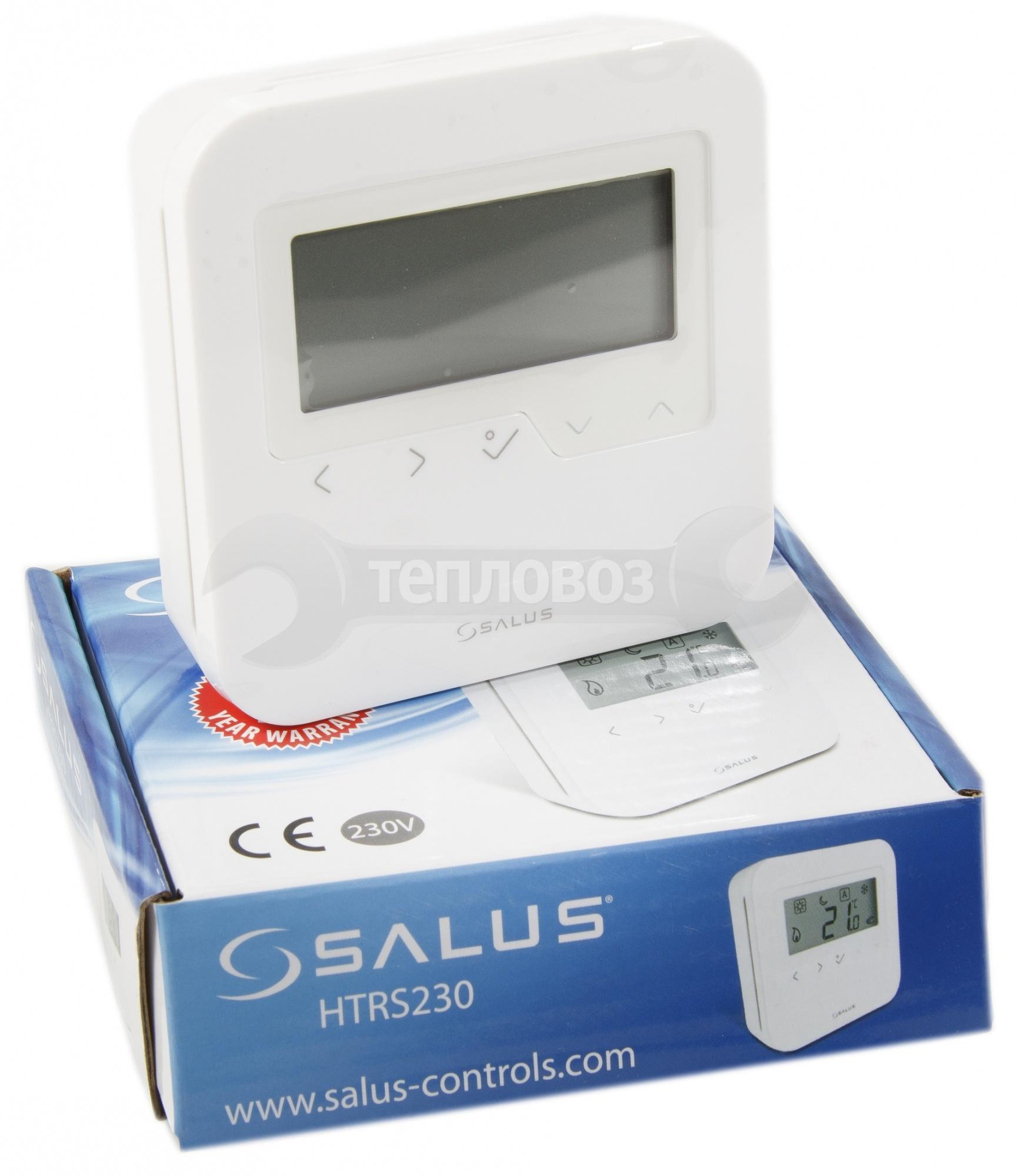 Salus HTRS230V 30