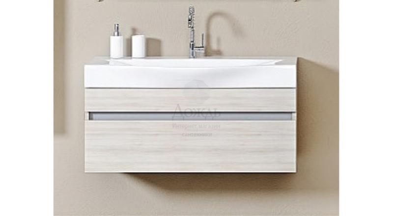 Купить Aqwella Bergamo 100см, акация в интернет-магазине Дождь