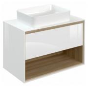 Купить Cersanit Louna 80 см, белый в интернет-магазине Дождь